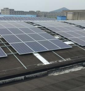 分布式屋顶电站