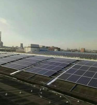 屋顶分布式光伏发电