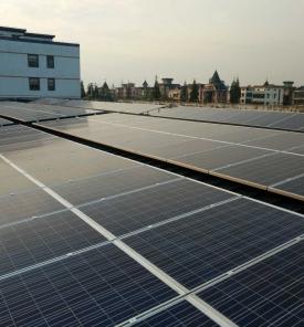 屋顶光伏分布式发电